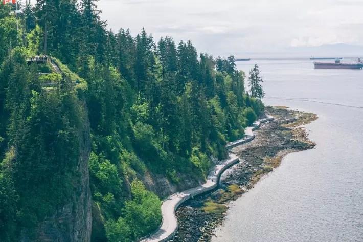 canada road trip itinerary, Canada scenic drives