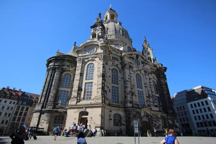 church of our lady, Frauenkirche Dresden, Things to Do in Dresden, Germany