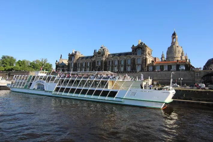steamship, Things to Do in Dresden, Germany