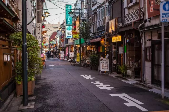 Asakusa; best places to visit in tokyo