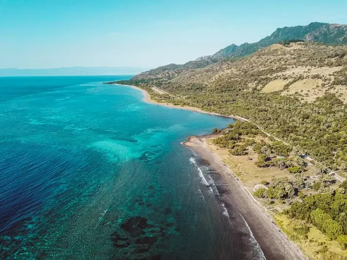 Atauro Island - gabrielahereandthere; Best drones for travel
