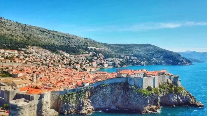 Dubrovnik, Croatia - togethertowherever; Best drones for travel