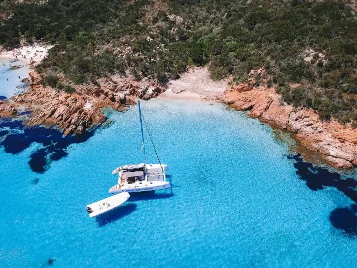 National Park of la Maddalena in Sardinia, Italy - gretastravels 1; Best drones for travel