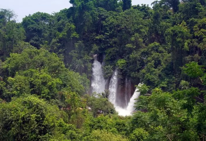 waterfall burma, Myanmar tourist attraction, places to visit in Myanmar