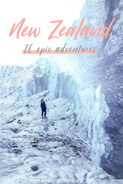 Looking for the best experiences not to miss in New Zealand? These are my epic adventures from travelling 6 months in New Zealand! #NewZealand #Adventure