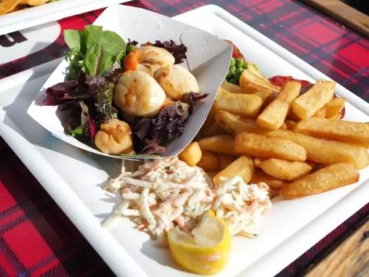 oyster, Oban Seafood Hut, oban, scotland itinerary