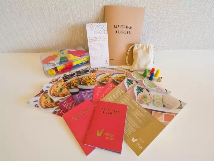 Village Hotel's Made-In-Singapore gift set