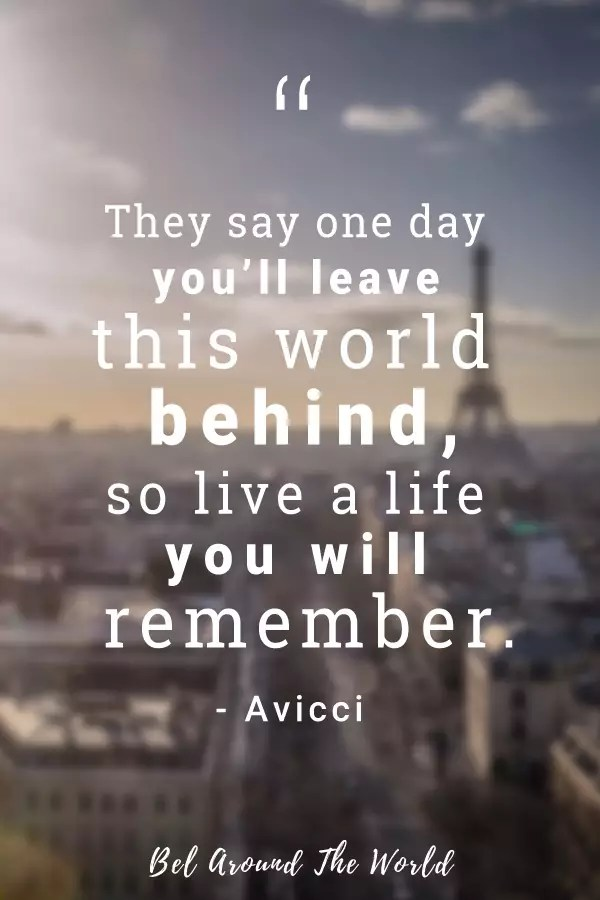 253 Inspirational Travel Quotes from REAL Travellers to Fuel Your