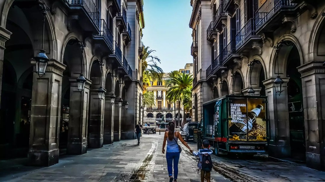 El Born, Barcelona neighbourhood, where to stay in barcelona