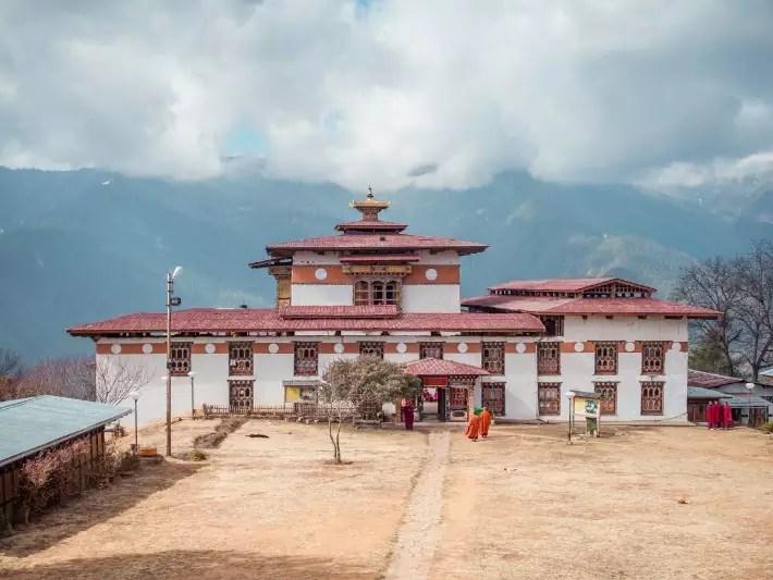 buddhist school, bhutan