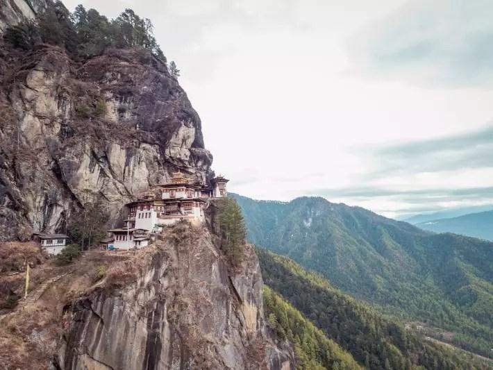 Taktsang Monastery, tiger's nest, bhutan