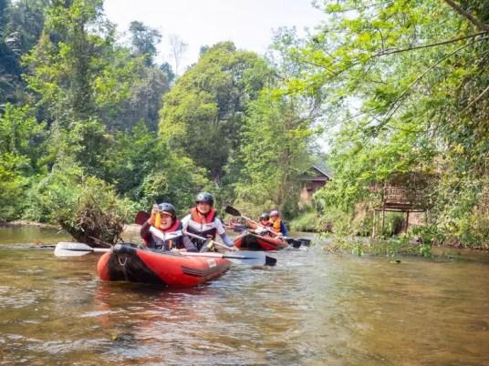 trekking-Luang-Namtha-Laos-Homestay-Nam-Ha-River-kayak
