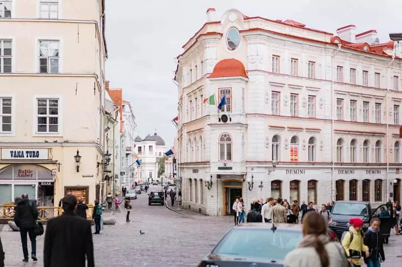 Town Hall Square (Raekoja Plats) streets, Things to do in Tallinn, Estonia
