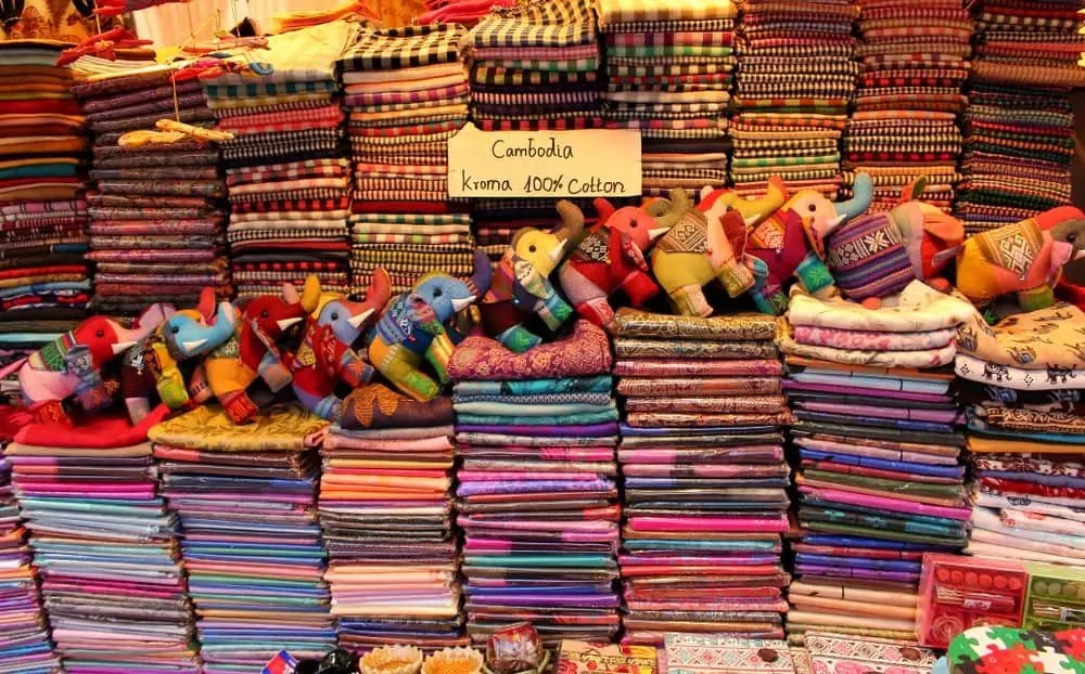 Cambodian souvenirs, 15-Day Vietnam-Cambodia Itinerary 23