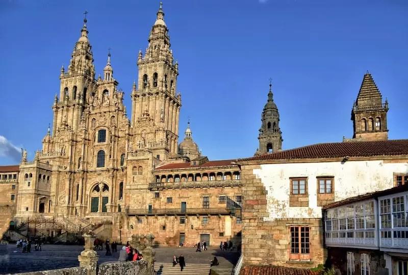 Santiago de Compostela, Camino de Santiago