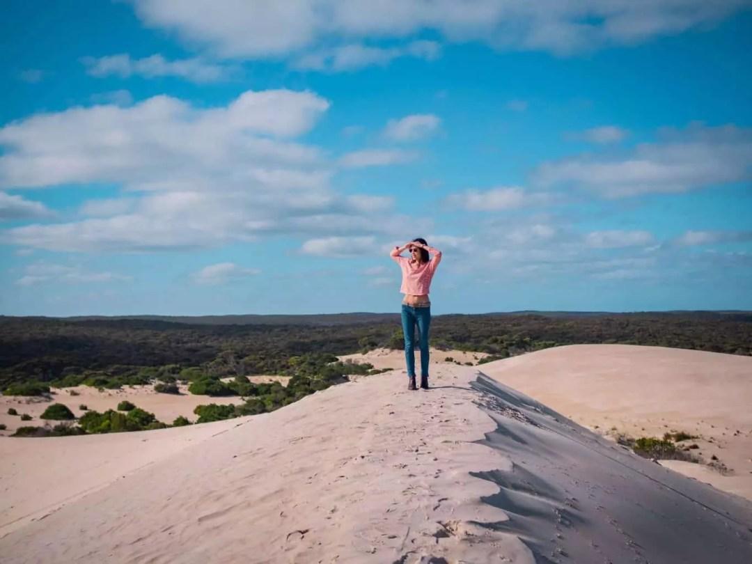 little sahara, Things-to-do-in-Kangaroo-Island-Australia