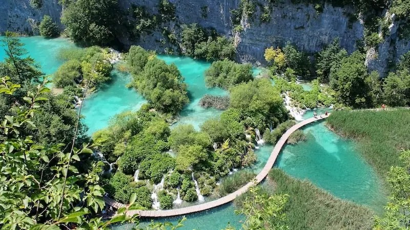 plitvice-lakes, Things to Do in Croatia