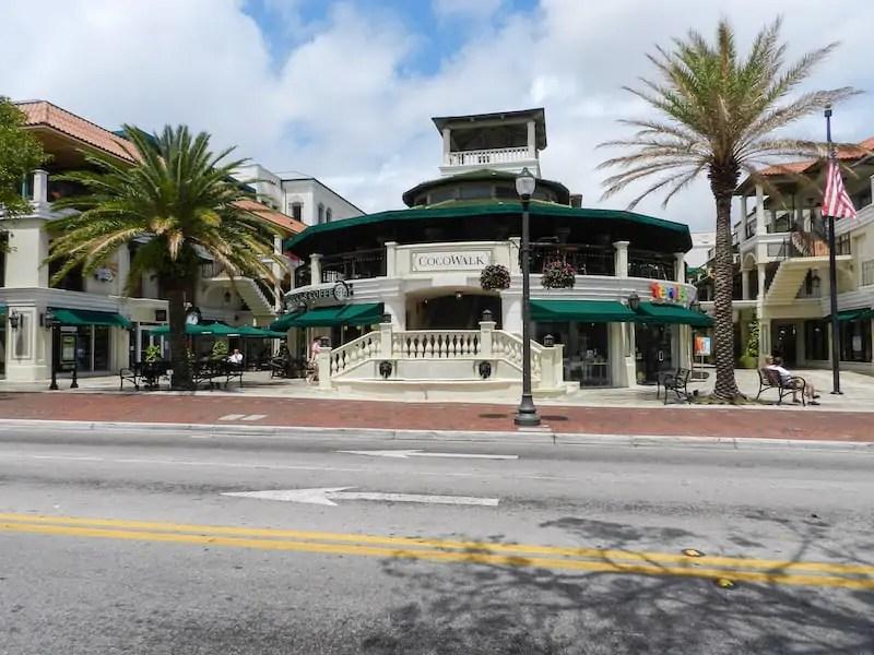 CocoWalk - Coconut Grove, Best Neighborhoods In Miami, Florida, USA