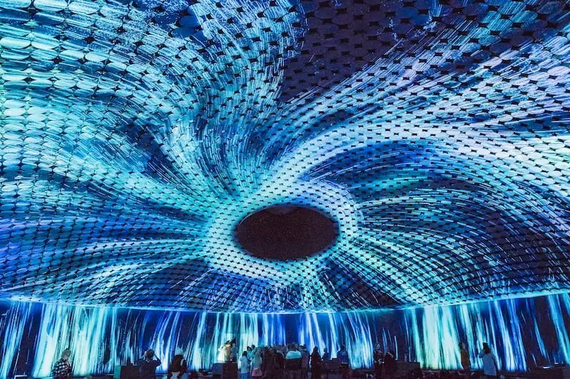 amos rex museum teamlab exhibition, what to do in helsinki, things to do in helsinki