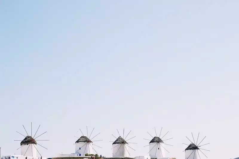 windmills mykonos greece, things to do in mykonos