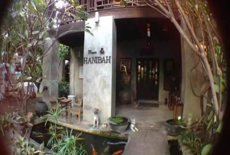 Baan Hanibah, where to stay in chiang mai thailand