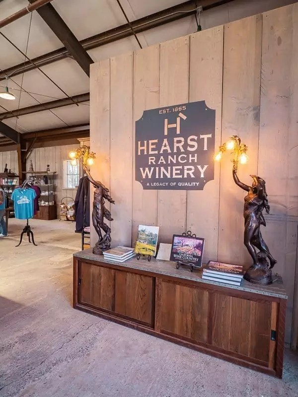 Hearst Ranch Winery, san simeon, What-to-do-in-Cambria-California-USA