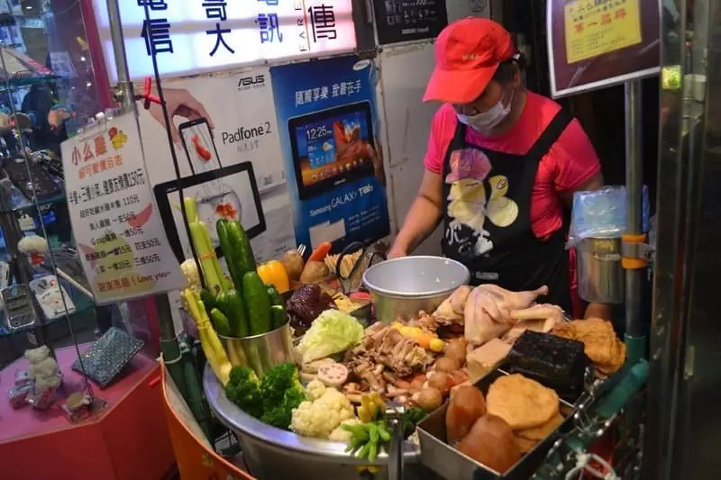 street food, THINGS TO DO IN TAIWAN