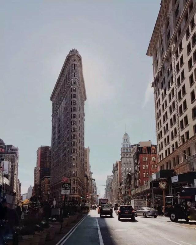Flatiron, instagram nyc new york city