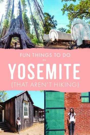 things to do Yosemite National Park, Tuolumne County 3