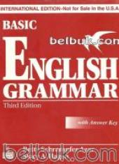 Basic English Grammar with Answer Key (Third Edition)