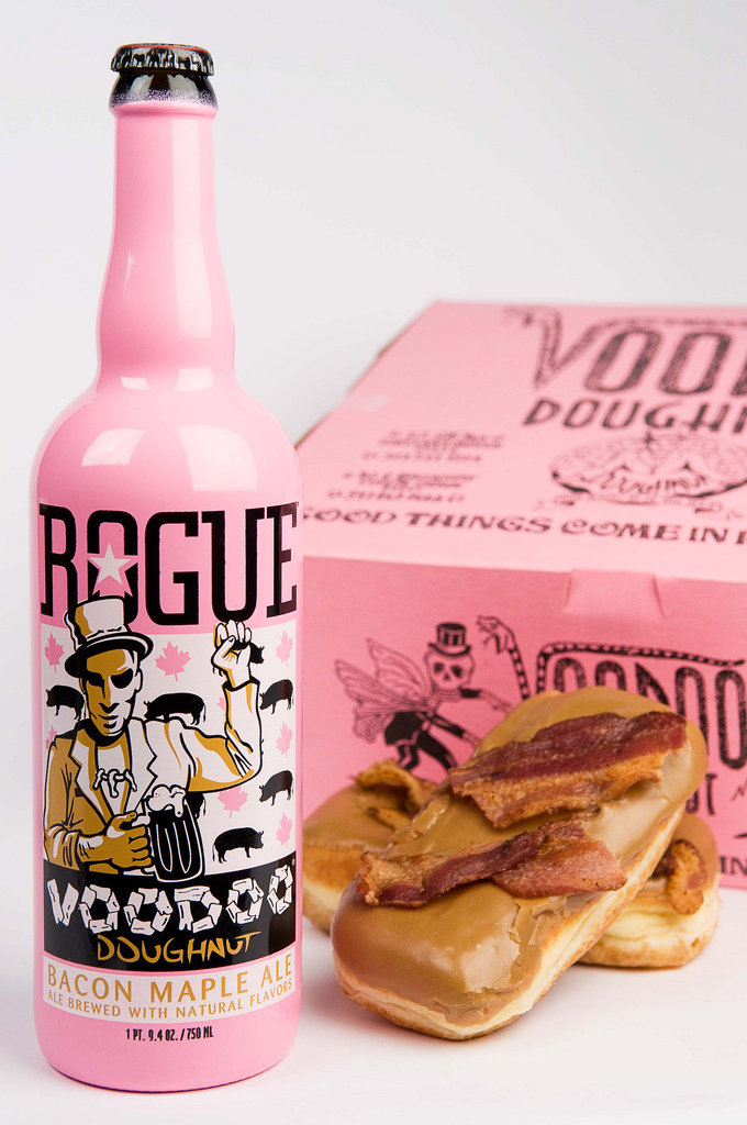 Image result for voodoo donut bacon maple ale