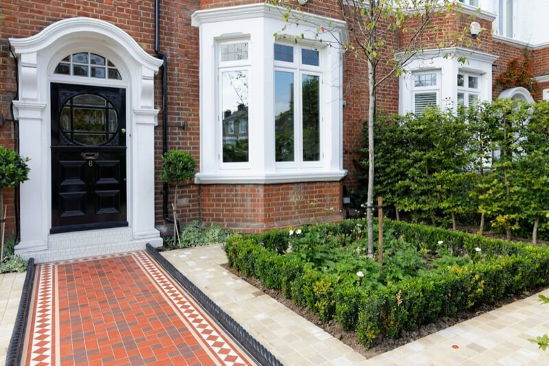 South West London Victorian Garden - Belderbos on Terraced House Backyard Ideas id=37534