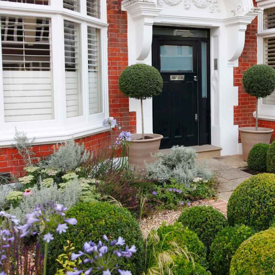 Garden Portfolio - Front Gardens | Belderbos Landscapes on Terraced House Backyard Ideas id=33532