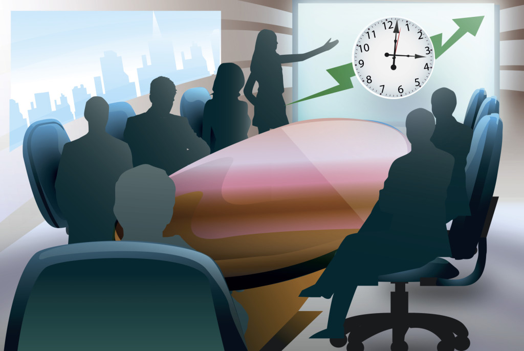 Mejorar reuniones de trabajo
