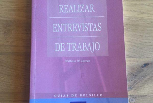 Libro Realizar Entrevistas de Trabajo