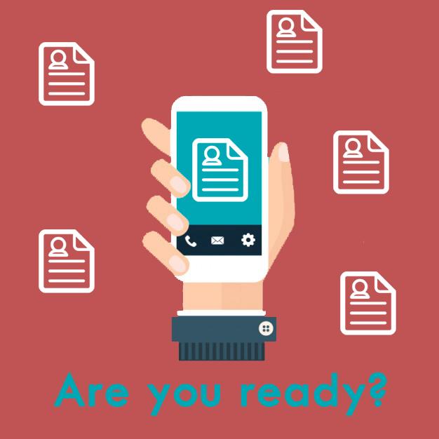 ¿Usas tu móvil para seleccionar? Beneficios del Mobile Recruitment
