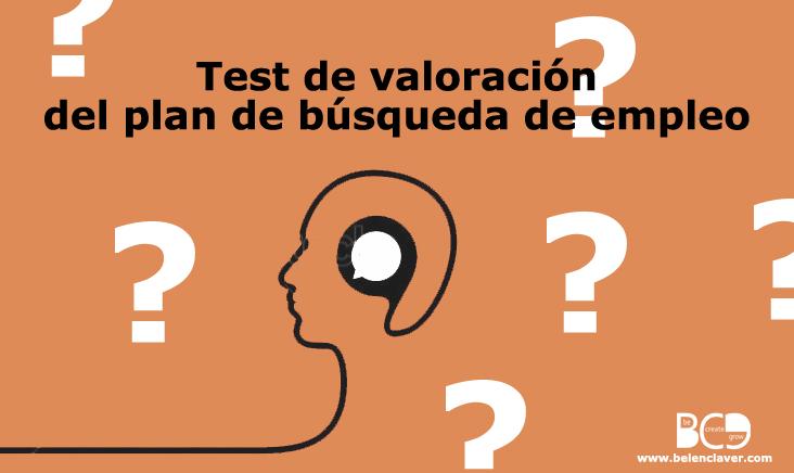 ¿Preparado para buscar empleo? Test  para valorar tu estrategia de búsqueda.