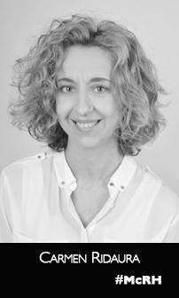 McRH: Carmen Ridaura, Coord. Proyectos de reclutamiento internacional.