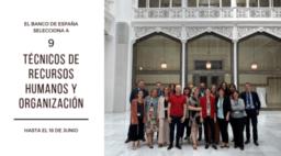 Modelo anuncio oferta empleo Banco de España