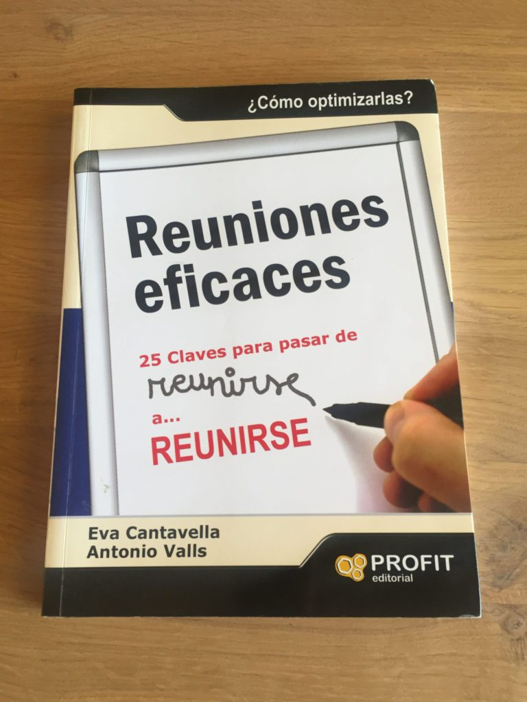 Libro Reuniones Eficaces