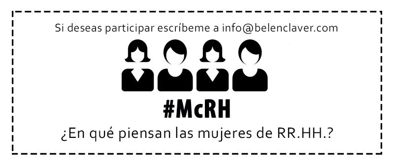 entrevistas en la seccion MCRH