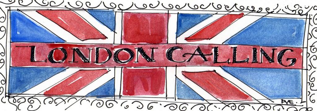 London Calling -flag