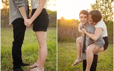 Tony and Sarah~Couples Session