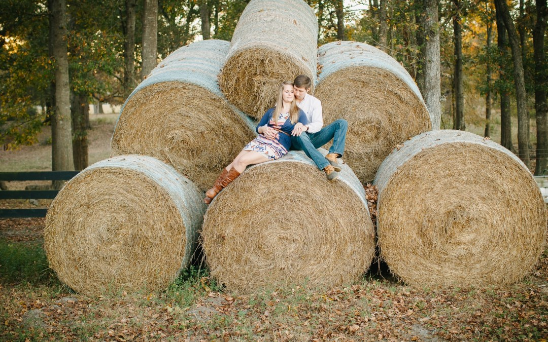 Branden+Femke // Macon, Ga Engagement Photographer
