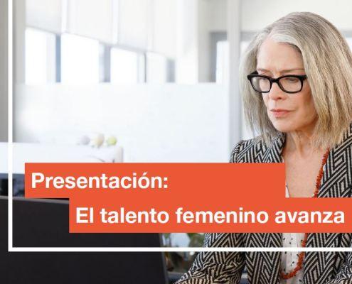 El talento femenino avanza