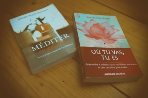 Mes livres de méditation