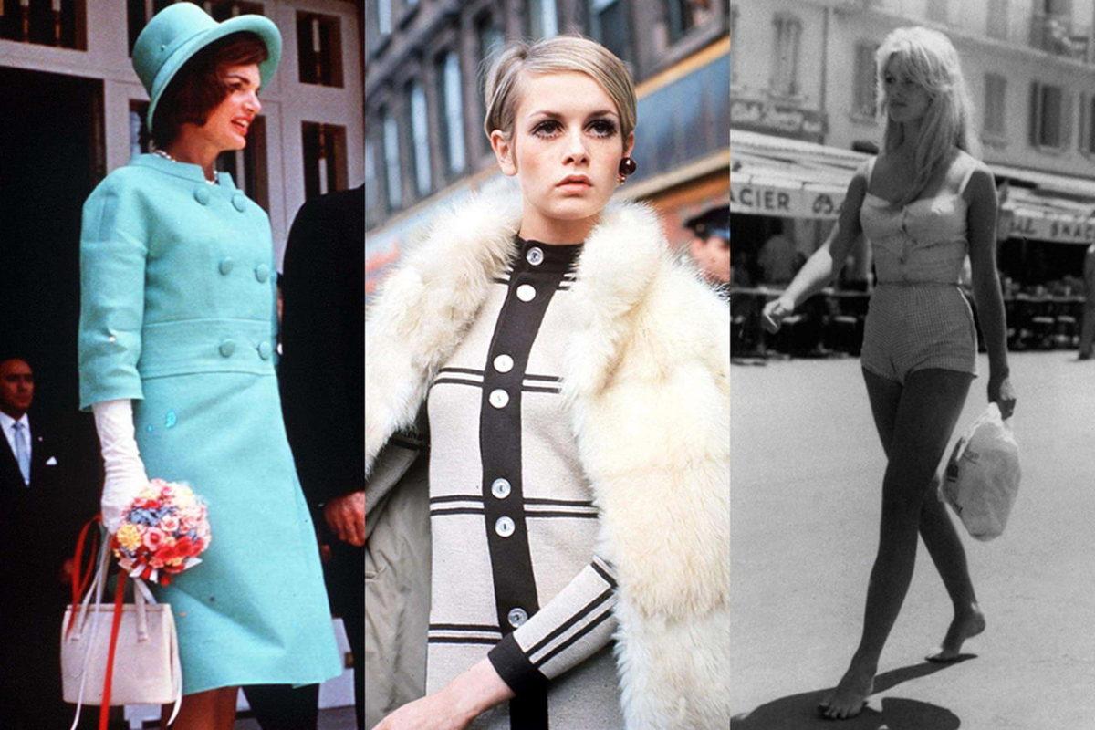 tendência anos 60