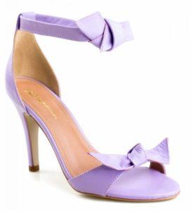 sapato 2019 na cor lilás