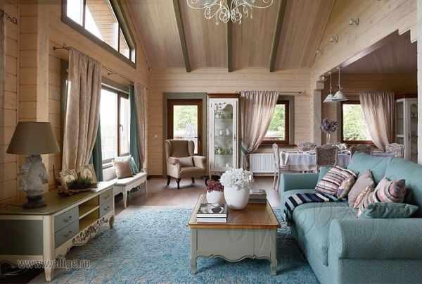 Расстановка мебели в доме: варианты, рекомендации, фото
