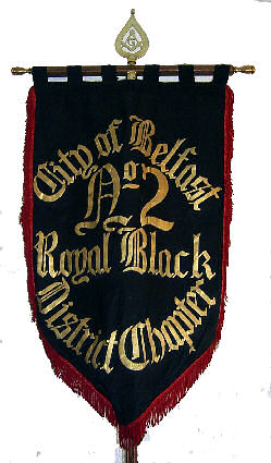 No. 2 Royal Black District Chapter Bannertte